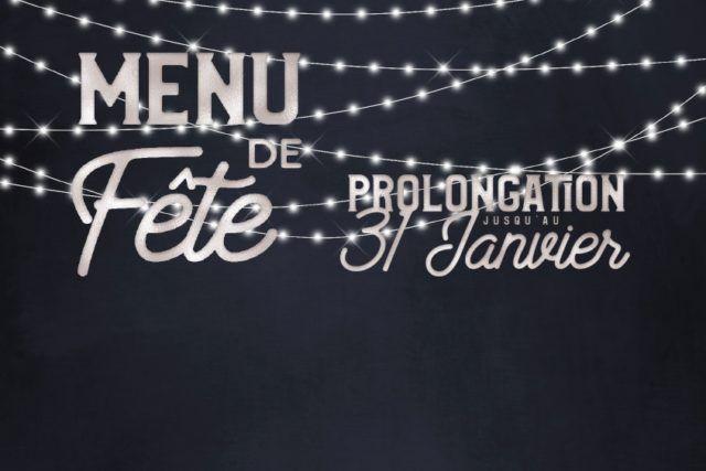 menu de fête prolongation le patacrêpe restaurant crêperie