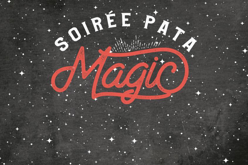soirée patamagic le patacrêpe lille magie magique magicien