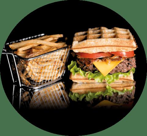 Le Patacrêpe, crêperie, burgers, gaufres, carte