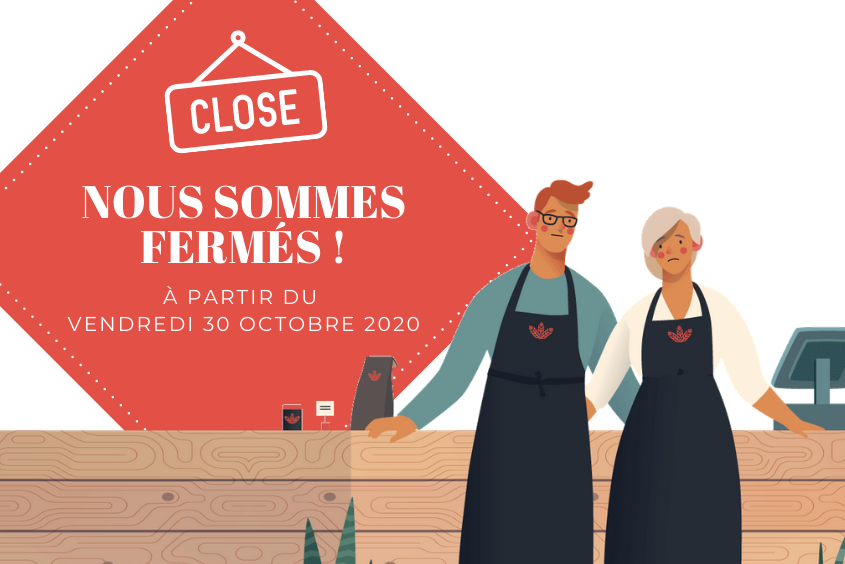 fermer fermeture restaurants Le Patacrêpe